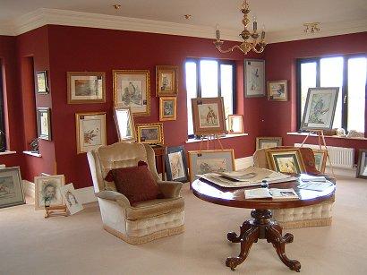 Rick Lewis Art Gallery